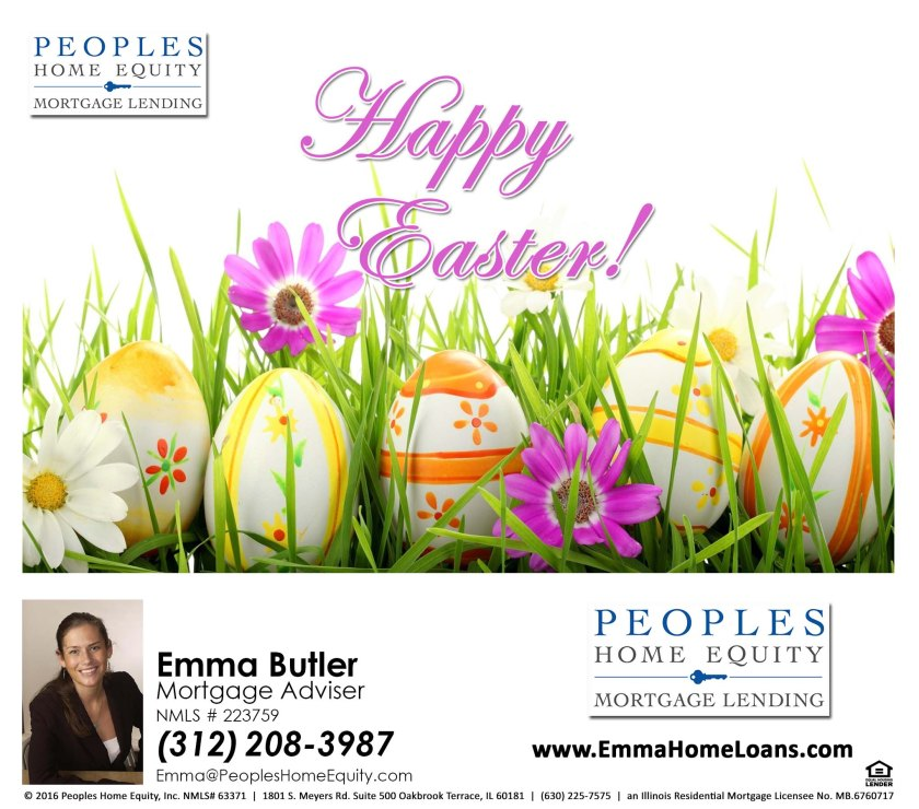 Emma Butler Easter Holiday Post Mar 2016