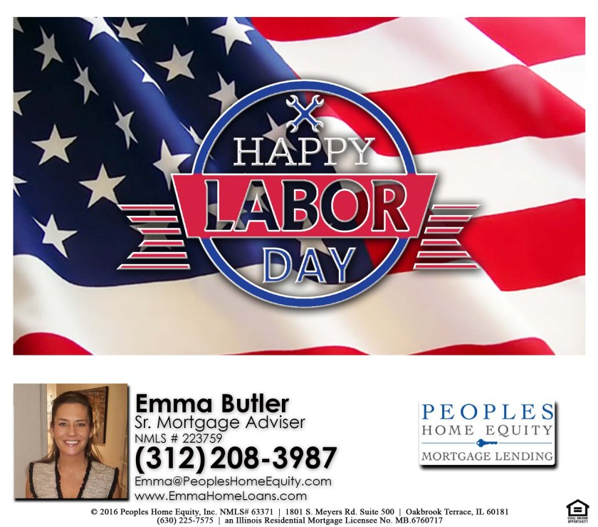 Emma Butler Labor Day Facebook Post  2016