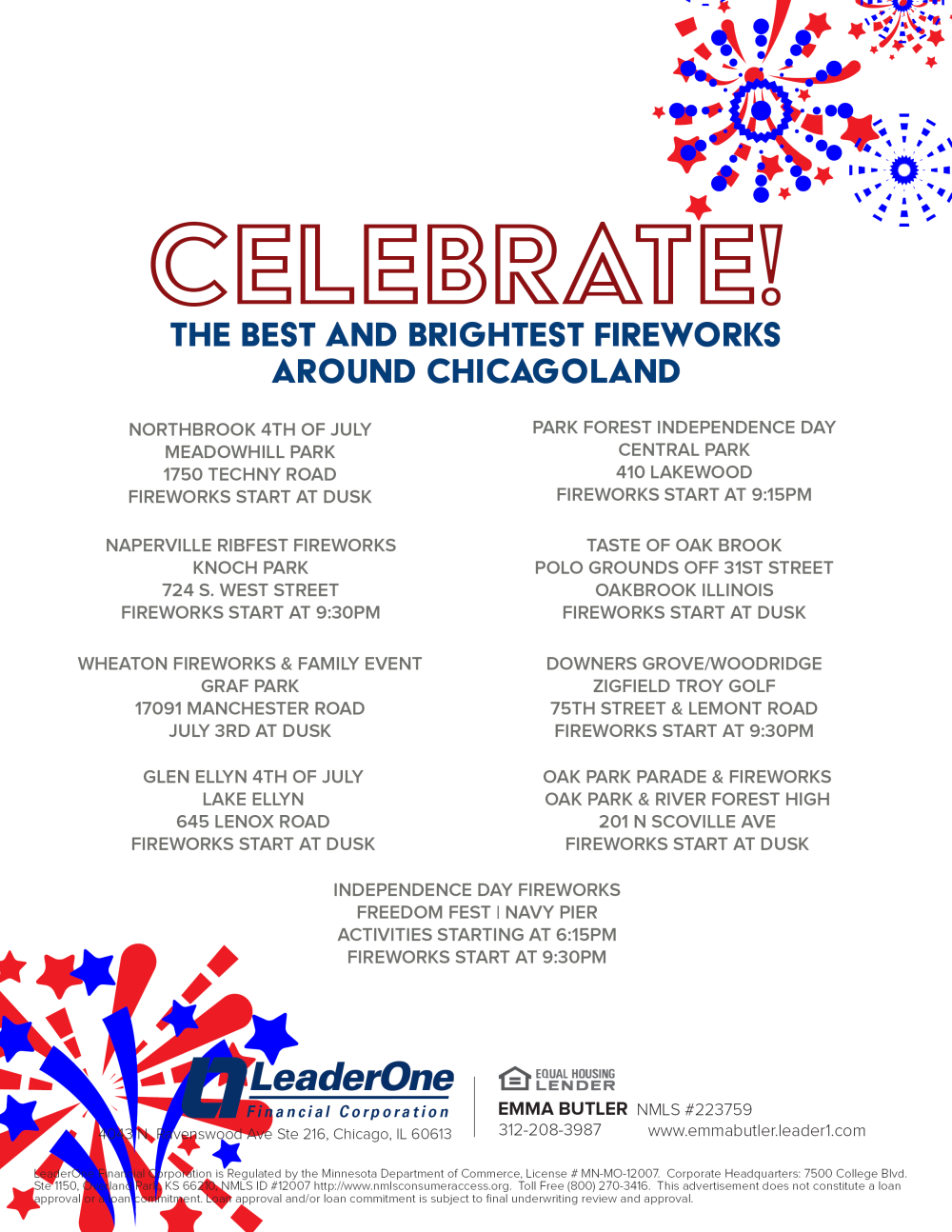 Emam Butler Fourth of July Celebration